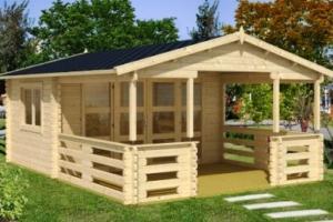 Garden Houses Economic - Aiamaja Laura 1