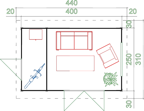 aiamaja sumatra 3 baltichouse. Black Bedroom Furniture Sets. Home Design Ideas