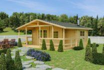 Valmissaunad - Lotte saun