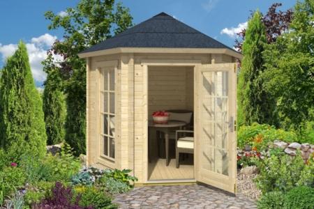 Pavilions, pergolas - Inverness 44