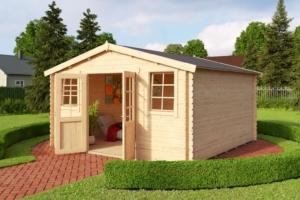 Garden Houses Classic - Aiamaja Wels 4 DT