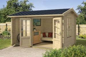 Garden Houses Lux - Aiamaja Wrexham 1