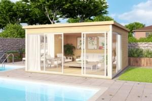 Садовые домики Modern - Aiamaja Domeo 5