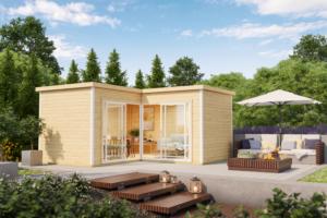 Садовые домики Modern - Aiamaja Domeo 6