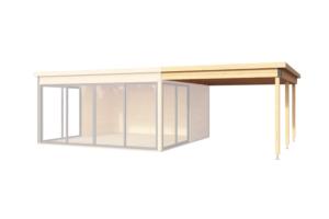 Garden houses Modern - Varjualune Domeo 5-le